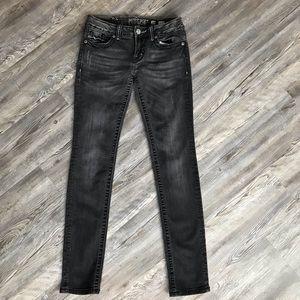 Womens Miss Me Skinny Jeans. Denim brand.